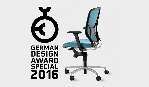 German Design Award 2016 für Wilkhahn